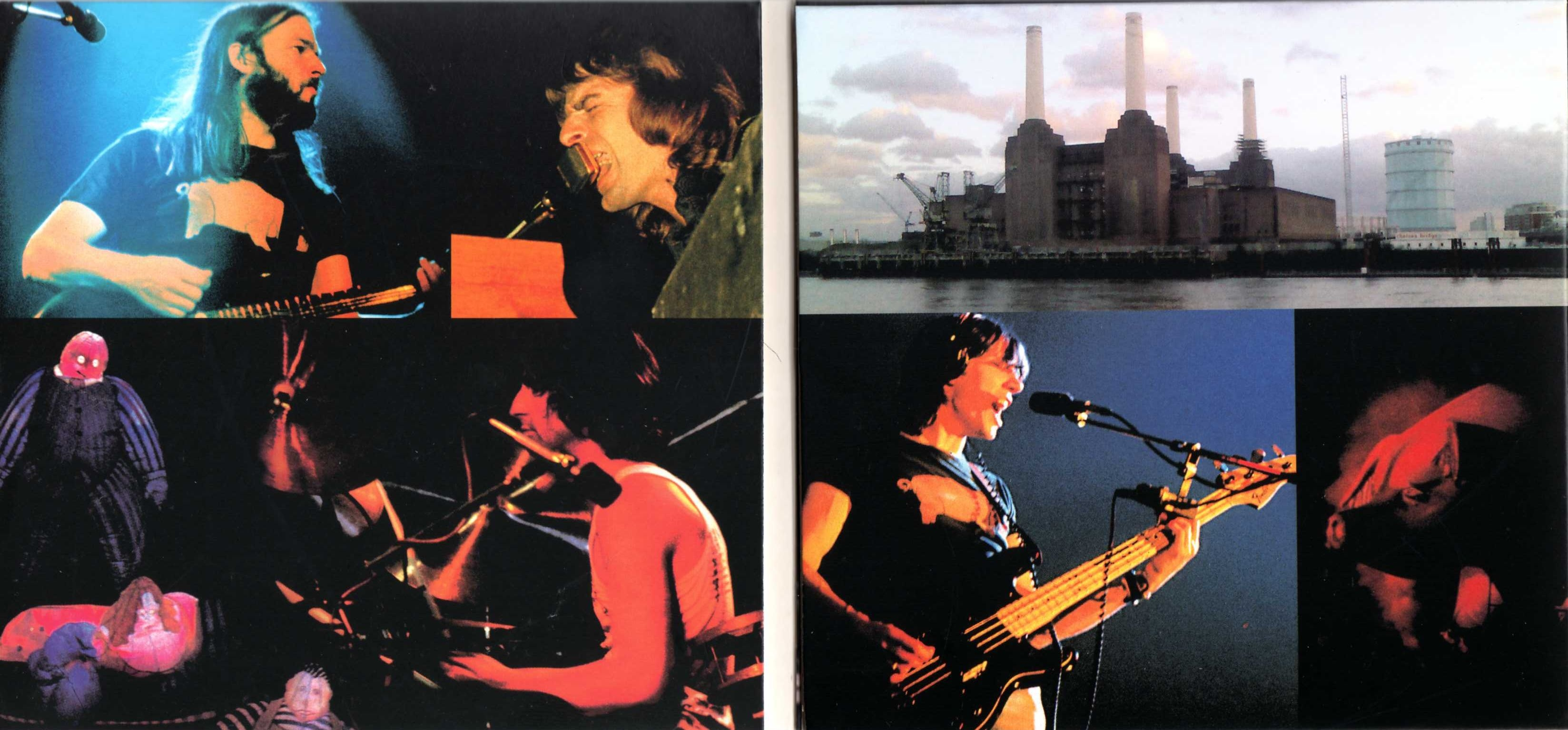 Pink Floyd - On The Turning Point (Part 1)