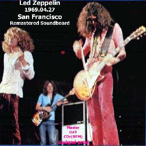 The Concert Database Led Zeppelin, 1969-04-27, The Jimi Page