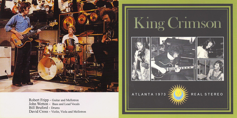 King Crimson - Live In Munich (September 29, 1982)