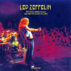 The Concert Database Led Zeppelin, 1973-01-02, 1973 01 02 Sheffield