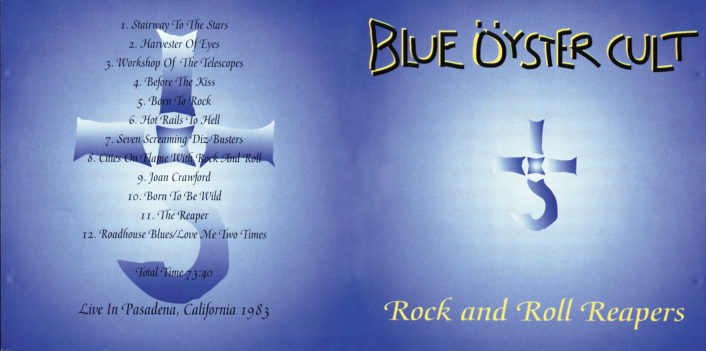 blue oyster cult flac